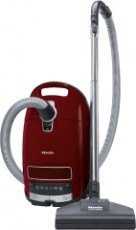 MIELE COMPLETE C3 CAT&DOG POW ROUGE M¦RE (M2COMPLC3CDBBR)
