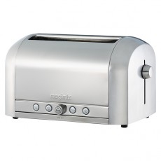 MAGIMIX TOASTER 4 METAL 11537 (MG11537)