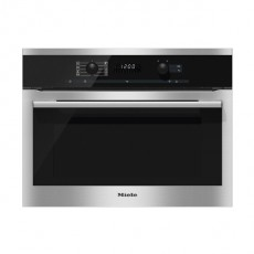 MIELE OVEN PERFECT CLEAN 45CM H6100BCS (MLH6100BCS)