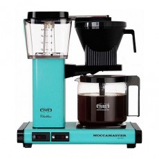 MOCCAMASTER CAFETIERE TURQUOISE MM59570 (MRMM59570)