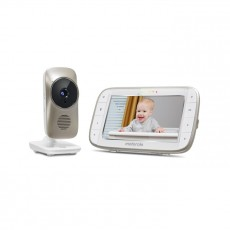 "MOTOROLA BABYFOON VIDEO 5,0"" COMBO (MTMBP845)"