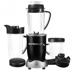 NUTRIBULLET RX NOIR 10 PIECES (NBJMLV2415)