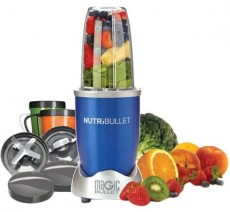 NUTRIBULLET 8 PCS BLUE (NBJMLV2584)