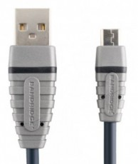 BANDRIDGE CABLE USB MICRO-B BCL4901 1M (NDBABCL4901)