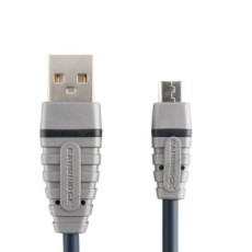 BANDRIDGE CABLE USB MICRO-B BCL4902 2M (NDBABCL4902)