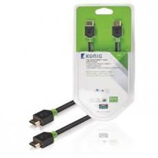 KONIG HIGH SPEED HDMI CABLE KNV34000E30 (NDKOKNV34000E30)