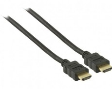 VALUELINE CABLE HDMI  VGVP34000B30 3M (NDVAVGVP34000B3)