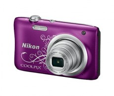 NIKON COOLPIX A100 PURPLE LINEART (NKCPA100PURPLEL)