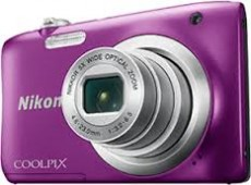 NIKON COOLPIX A100 PURPLE (NKCPA100PURPLE)