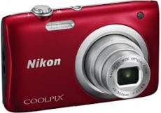 NIKON COOLPIX A100 RED (NKCPA100RED)
