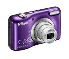 NIKON COOLPIX A10 PURPLE LINEART (NKCPA10PURPLEL)