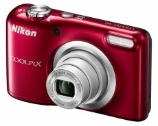 NIKON COOLPIX A10 RED (NKCPA10RED)