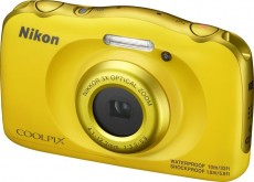 NIKON COOLPIX W100 YELLOW (NKCPW100YE)
