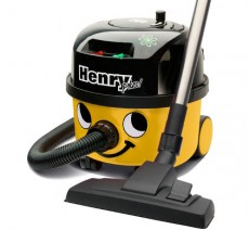 NUMATIC HENRY PLUS ECO HRP203 GEEL (NTHRP203)