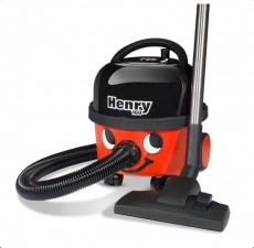 NUMATIC HENRY COMPACT ECO HVR160 ROOD (NTHVR160)