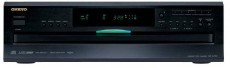 ONKYO 6 CD CAROUSEL DX-C390 BLACK (OKDXC390B)