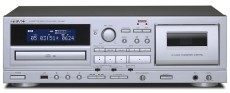 TEAC CD PLAYER AND CASSETTE DECK AD850B (OKTCAD850B)