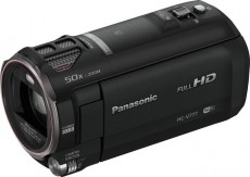 PANASONIC TWIN CAMERA NOIR HCV770EFK (PAHCV770EFK)