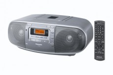 PANASONIC PORTABLE SYSTEM  RX-D50AEG-S (PARXD50AEGS)