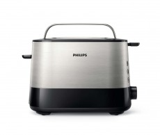 PHILIPS VIVA TOASTER HD263790 ZWART (PHHD263790)