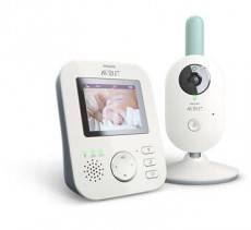 PHILIPS VIDEO BABY MONITOR SCD62026 (PHSCD62026)