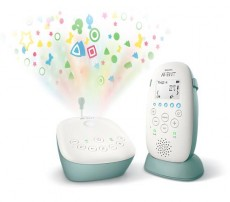 PHILIPS BABY MONITOR SCD731/26 (PHSCD73126)