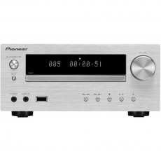 PIONEER MICRO SYSTEM X-HM51 ZILVER (POXHM51S)