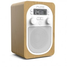 PURE EVOKE H2 OAK DAB+ RADIO PS5891 (PRPS5891)