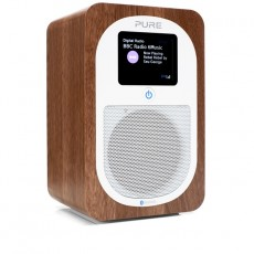 PURE EVOKE H3 WALNUT DAB+ RADIO PS5894 (PRPS5894)