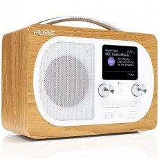 PURE EVOKE H4 OAK DAB+ RADIO PS5895 (PRPS5895)