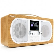 PURE EVOKE H6 OAK DAB+ RADIO PS5897 (PRPS5897)