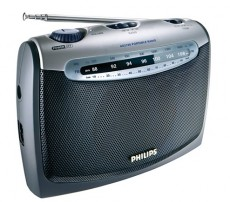PHILIPS POCKET RADIO AE2160/00C (PSAE216000)