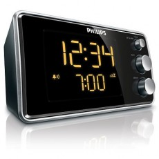 PHILIPS CLOCK RADIO AJ3551 (PSAJ355112)