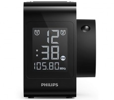 PHILIPS CLOCK RADIO AJ4800 (PSAJ480012)