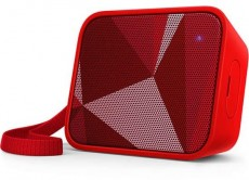 PHILIPS BT SPEAKER PORTABLE BT110R00 RED (PSBT110R00)