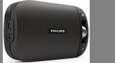 PHILIPS BLUETOOTH SPEAKER BT2600 ZWART (PSBT2600B00)