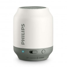 PHILIPS BLUETOOTH SPEAKER BT50 WIT/GRIJS (PSBT50W00)