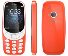 NOKIA 3310 RED                 64639449 (PXNOK3310R)