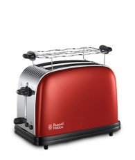 RUSSELL HOBBS TOASTER FLAME RED 23330-56 (RH2333056)