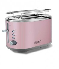 RUSSELL HOBBS TOASTER BUBBLE PINK (RH2508156)