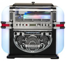 RRCATECH JUKEBOX RR700 BLACK (RRRR700)