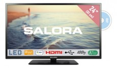 SALORA LED TV/DVD 24HDB5005 (SA24HDB5005)