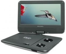 SALORA DVD PLAYER DVP9018SW PORTABLE (SADVP9018SW)