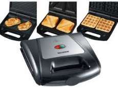 SEVERIN MULTI SANDWICH TOASTER (SDSA2968)