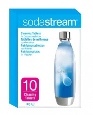 SODASTREAM CLEANING TABLETS 10pcs (SMCLEANING)