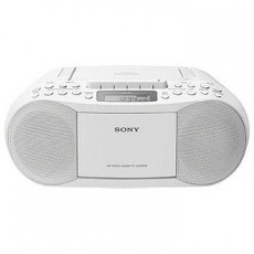 SONY CD&TAPE BOOMBOX CFDS70W (SNCFDS70W)