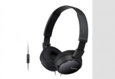 SONY CASQUES MDR-ZX110APCCC NOIR (SNMDRZX110APB)
