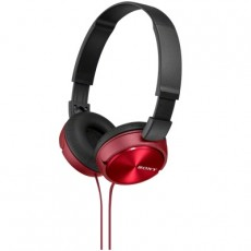 SONY CASQUE MDR-ZX310 ROUGE (SNMDRZX310R)