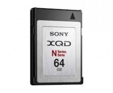 SONY QXD CARD 64 GB 80 MB/S 4K (SNQDM64)