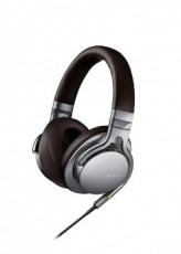 SONY HOOFDTELEFOON MDR-1A BT ARGENT (SOMDR1ABTS)